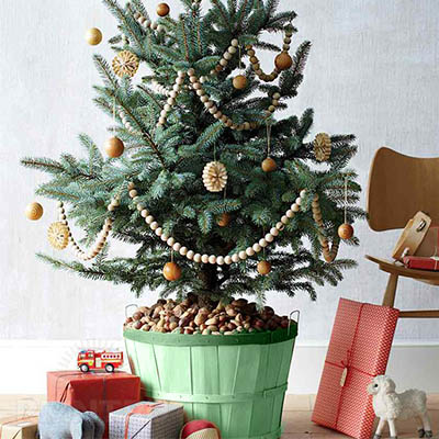 Christmas tree stands BUCKET